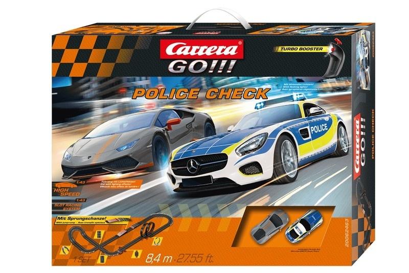 Carrera Go!!! Police Check