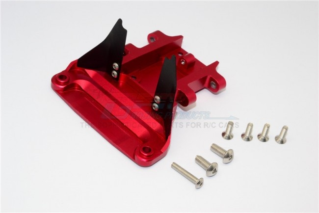 GPM aluminium rear gear box protector - 1 PC Set for Traxxas