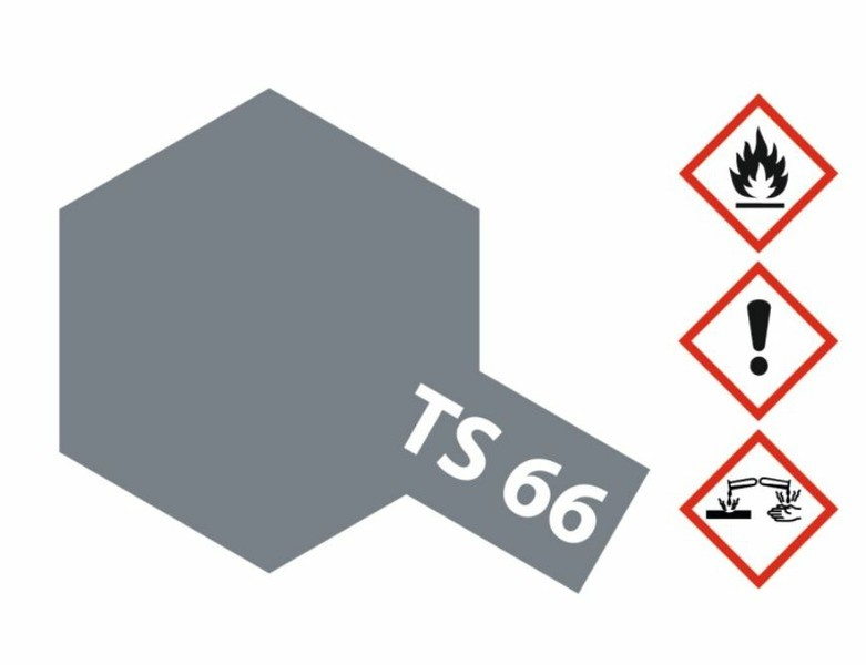 Tamiya Acryl-Sprühfarbe TS-66 IJN Grau Kure Arsenal matt