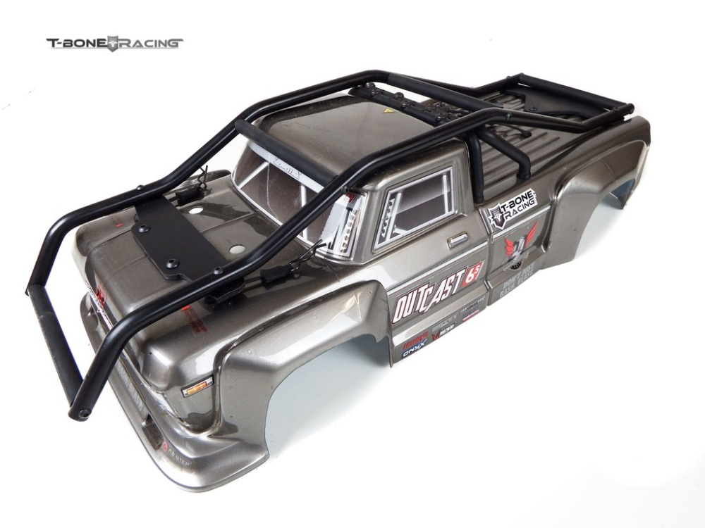 T-Bone Racing EXO Cage External Roll Cage - Arrma Outcast