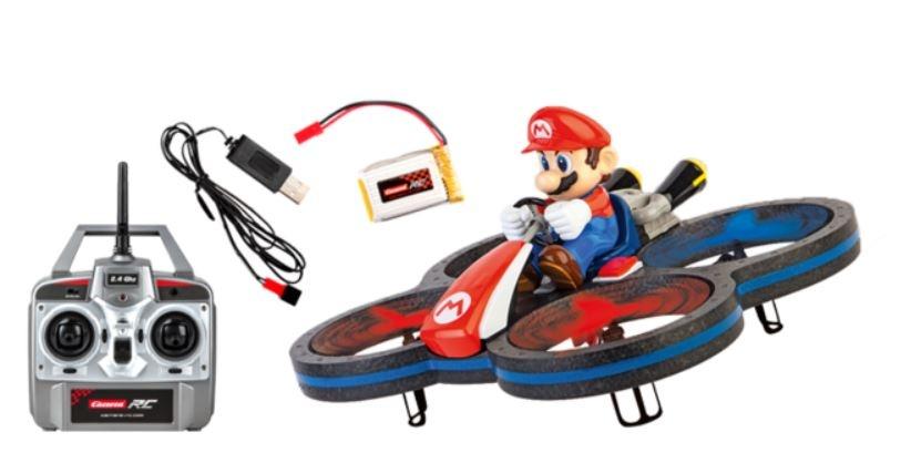 Carrera RC Nintendo Mario-Copter 2.4GHz RTF