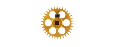 NSR AW Gear/Zahnrad 34T 16.8mm NSR GOLD