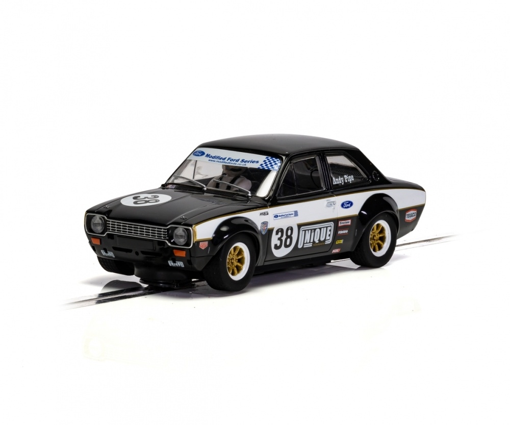 Scalextric 1:32 Ford Escort MK1 Andy Pipe Racing HD