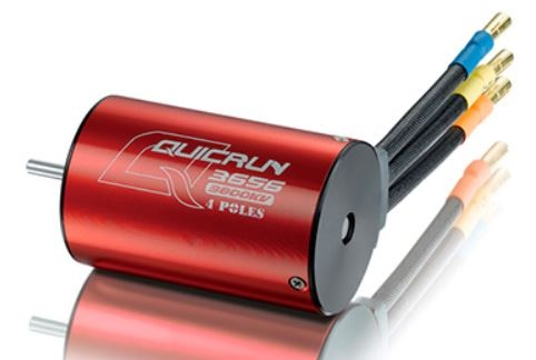 Hobbywing E-Motor #Quicrun 3656 3800KV