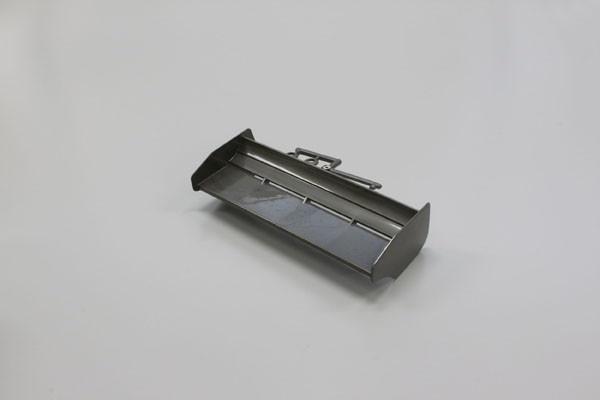 Auslauf - Kyosho Heckspoiler MP7.5 grau 1:8