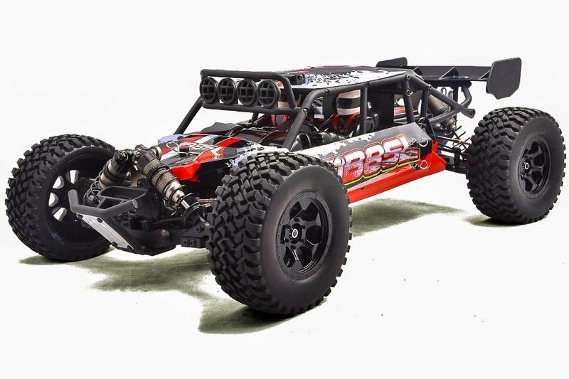 Hobbytech DB8SL 4WD Desert Buggy Brushless RTR 1:8