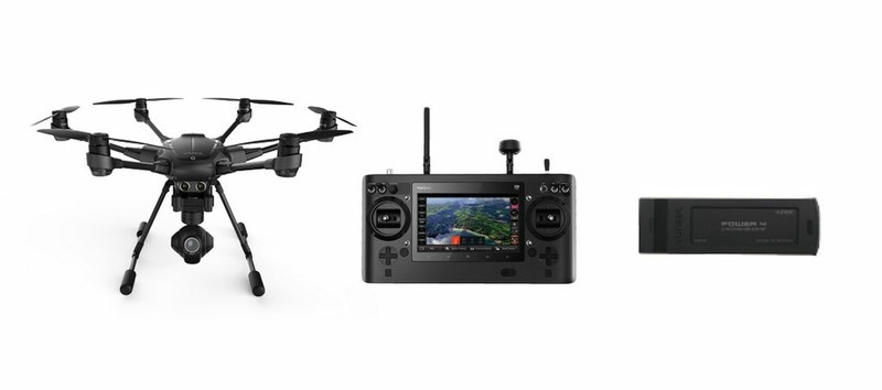 Yuneec Typhoon H Advanced Multikopter 2.4GHz RTF