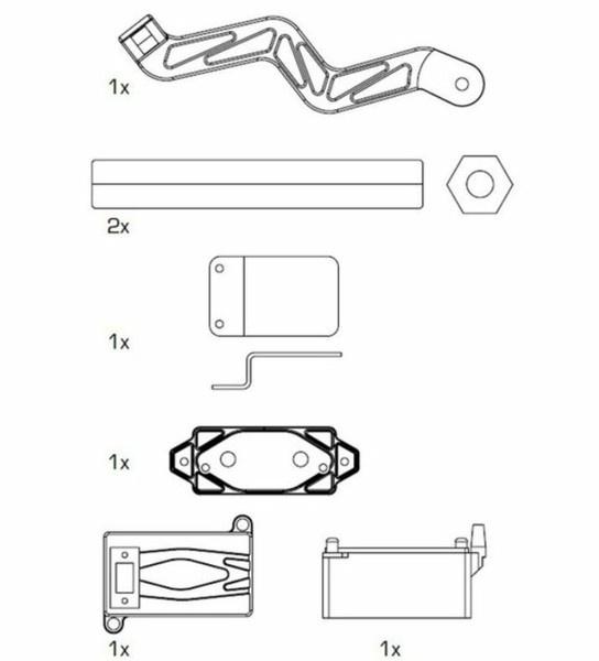 Carson CY-E RC-Box-Set Specter BL
