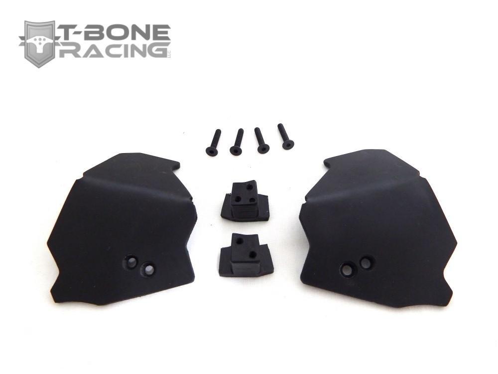 T-Bone Racing Front ASkids - A-Arm Skid Plates -- ARRMA