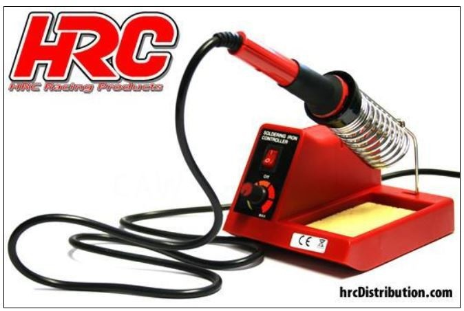 HRC Lötstation 240V/48W PRO RC hocheffizient