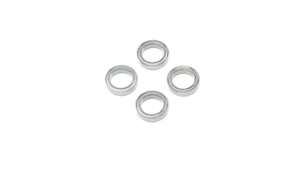 Losi 12x18x4mm Ball Bearing (4) (LOS237000)