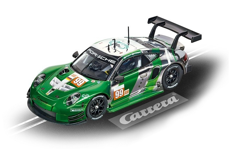 Carrera Digital 132 Porsche 911 RSR Proton Competition,#99