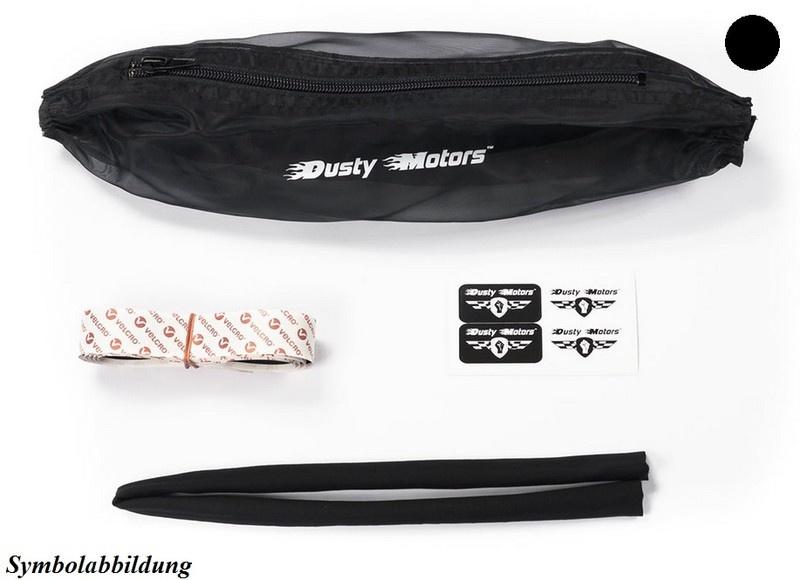 Dusty Motors Traxxas E-Maxx Schutzabdeckung schwarz