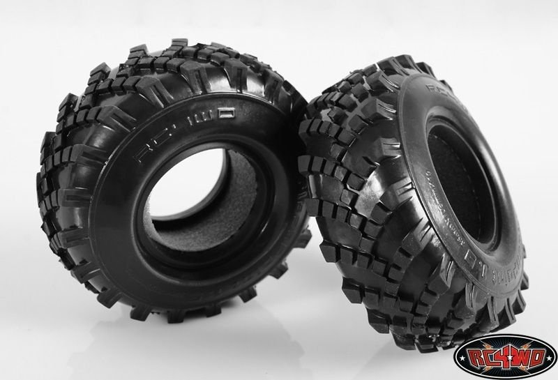 RC4WD FlashPoint 1.9 Military Offroad Tires 1:10, 2 Stück