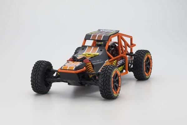 Kyosho Sandmaster EP Buggy Kit schwarz Bausatz 1:10