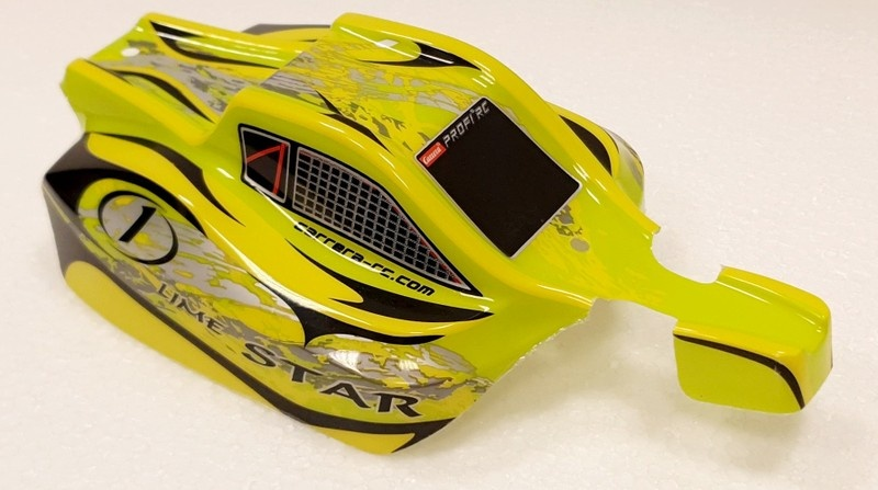 Carrera RC Profi Karosserie Lime Star