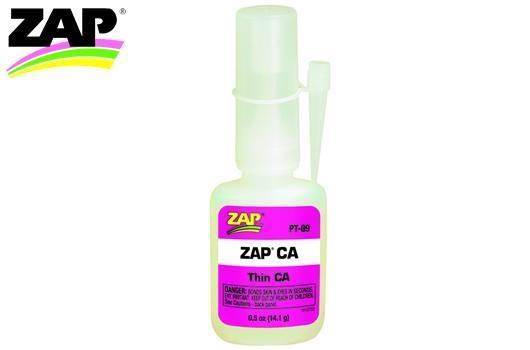 Zap Kleber - ZAP-A-GAP - CA Dünn - 14.1g