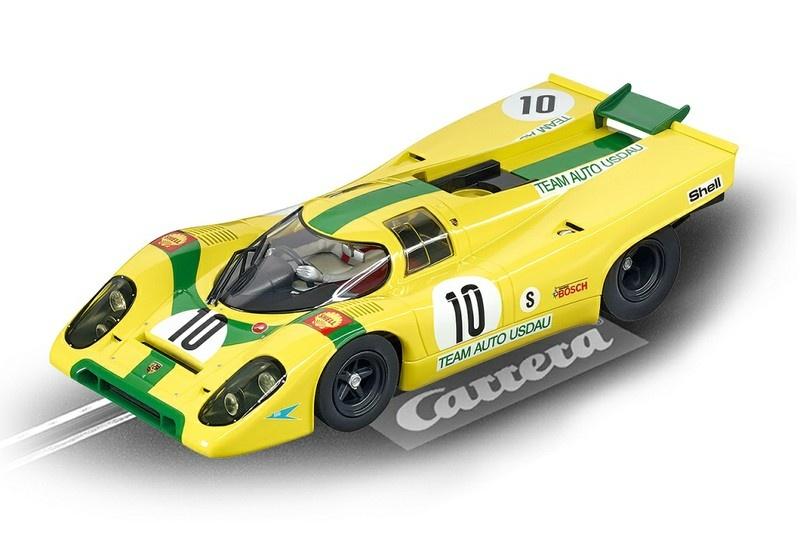 Carrera Digital 124 Porsche 917K Team Auto Usdau, No.10