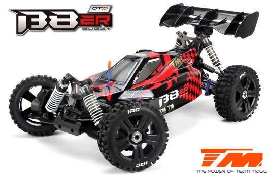 Team Magic B8ER 4WD Elektro Buggy Brushless