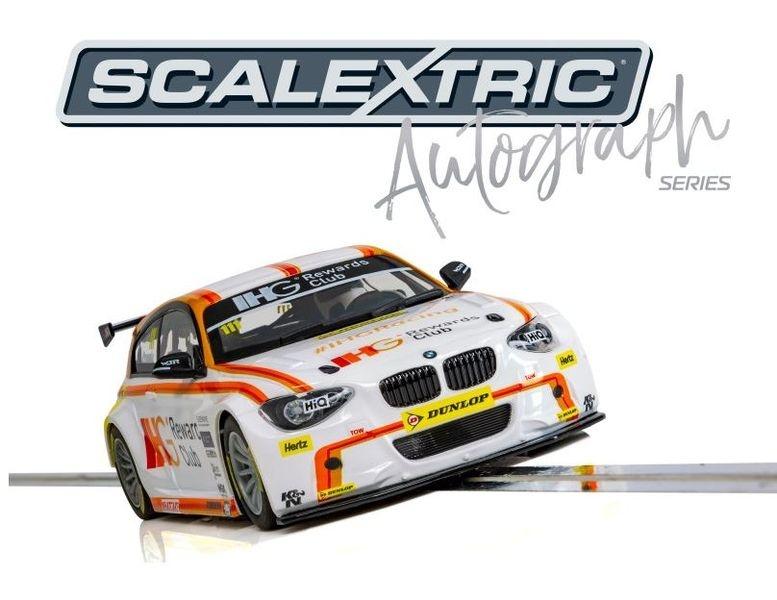 Scalextric 1:32 Autograph Series