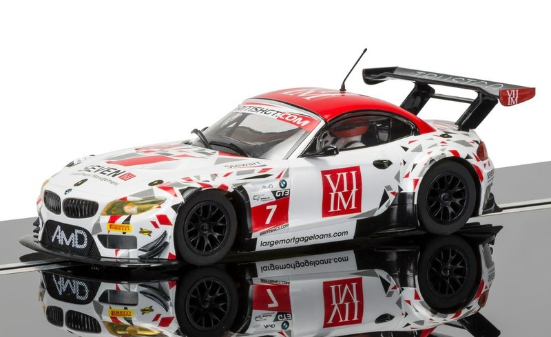 Scalextric BMW Z4 GT3 #7 AMD Tuning HD