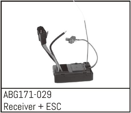 Absima Receiver/ESC Unit