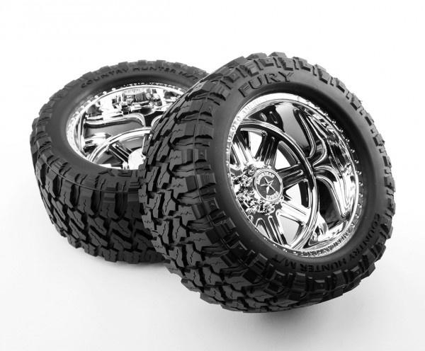 CEN Reifen auf American Force Felge(fertig verklebt, 1 Paar)