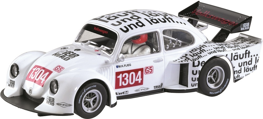 Carrera Digital 132 VW Käfer Group 5 Idee+Spiel