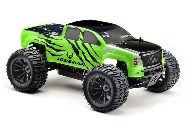 Absima Karosserie Monster Truck AMT3.4