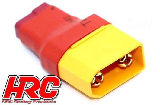 HRC Racing Adapter - Kompakte Version - Ultra T Stecker