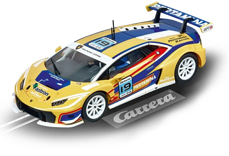 Carrera Digital 132 Lamborghini Huracan GT3 No.19