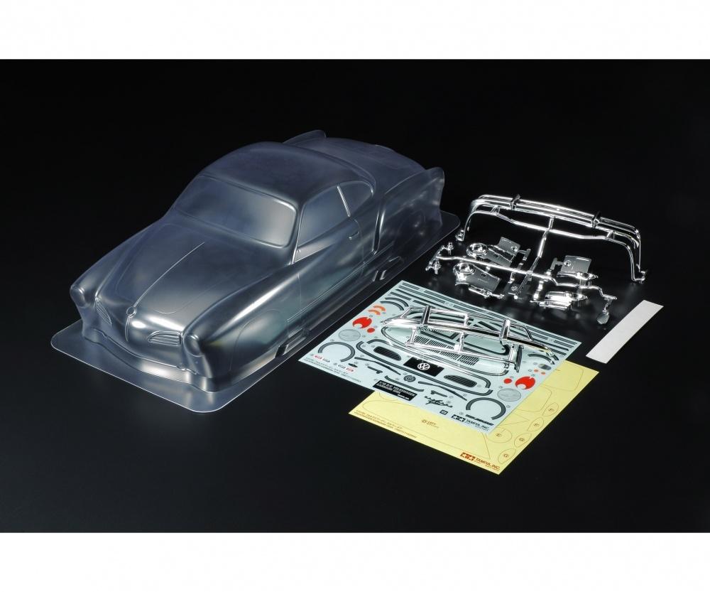 Tamiya RC Karosseriesatz VW Karmann Ghia WB 239mm (M-06)