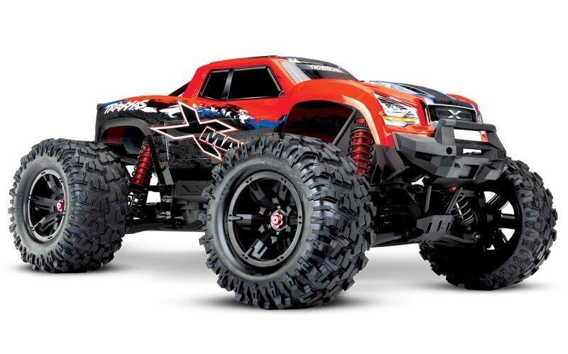Traxxas X-Maxx 4x4 E-Monstertruck Brushless TQi2.4GHz