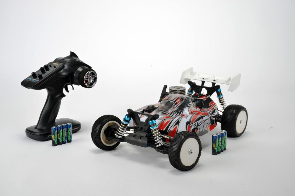 Carson Nitro Dirt Warrior X10NB RTR 1:10