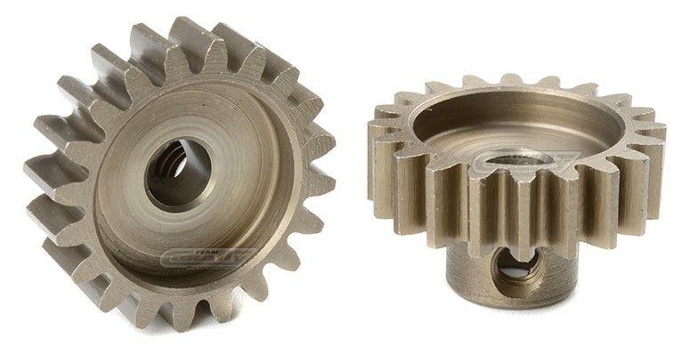 Team Corally - M1.0 Motorritzel - Stahl gehärtet - 20 Zähne