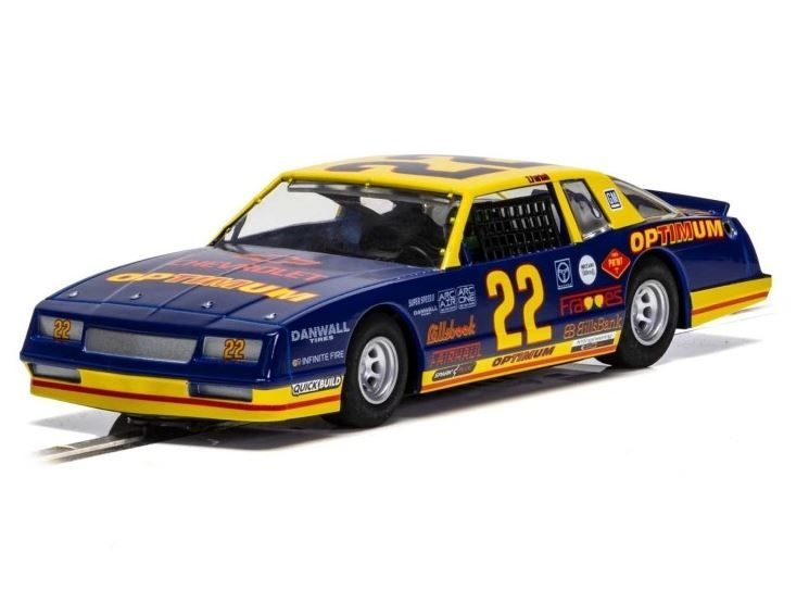 Scalextric 1:32 Chevrolet Monte Carlo 1986 - Optimum