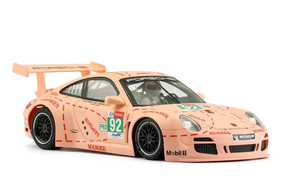 NSR Porsche 997 - Winner PRO 24h Le Mans 2018 - #92 livery