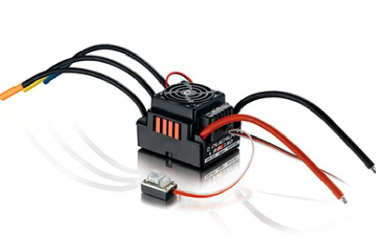 Hobbywing Quicrun BL ESC WP8BL150 150A 1:8