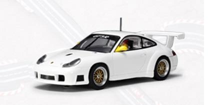 AutoArt Porsche 911 GT3R (996) weiß