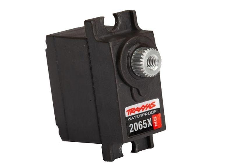 Traxxas Micro Servo 2065X mit Metallgetriebe wasserdicht