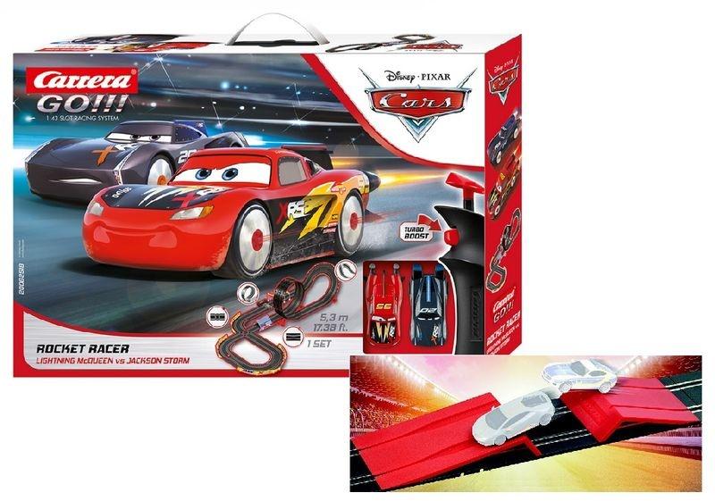 Carrera Go!!! Disney·Pixar Cars - Rocket Racer