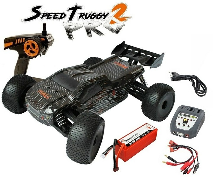 DF-Models SpeedTruggy PRO2 4WD Brushless 2.4GHz