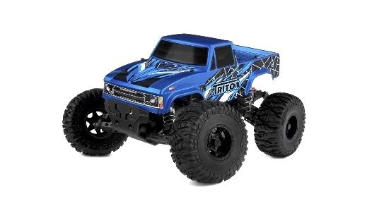 Team Corally TRITON SP - 2WD Monster Truck - Brushed -