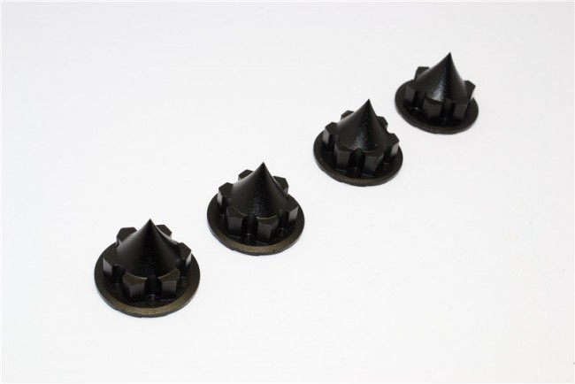 GPM aluminium 22mm wheel cone locker - 4PCS for Traxxas