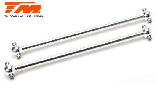 Team Magic Spare Part - E5 BR - Aluminum Driveshaft (2)