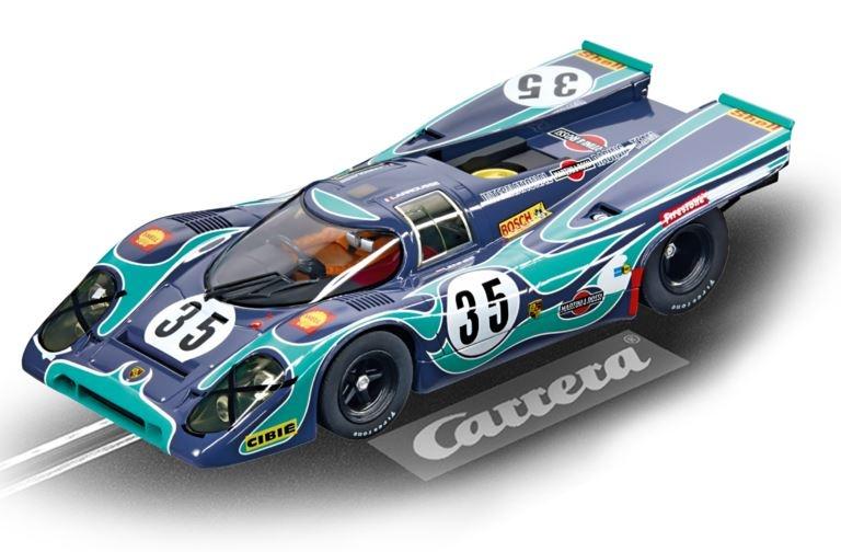 Carrera Dig.124 Porsche 917 K Martini International No.35