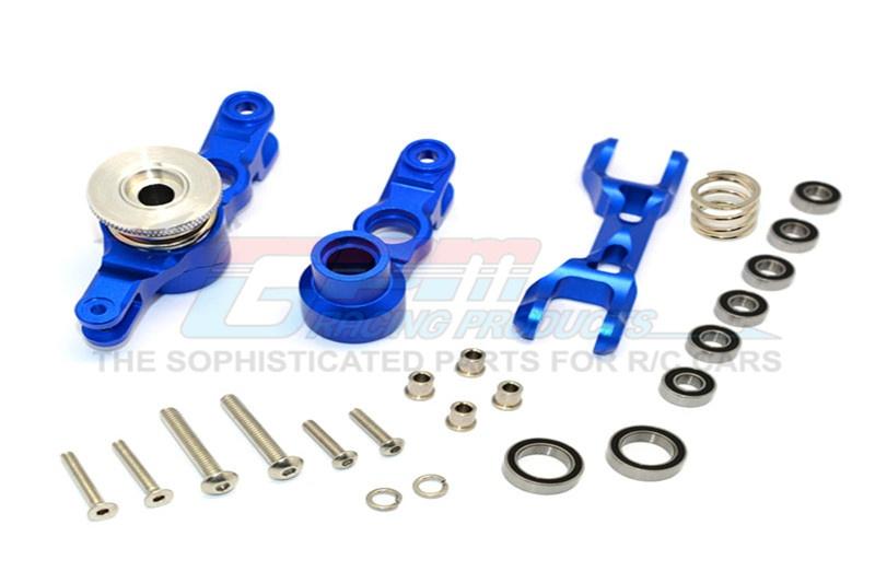 GPM aluminium steering assembly - 1PC Set for Traxxas X-Maxx