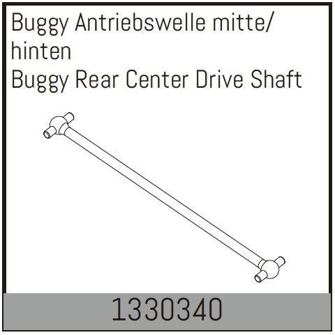 Absima Buggy Antriebswelle mitte/hinten