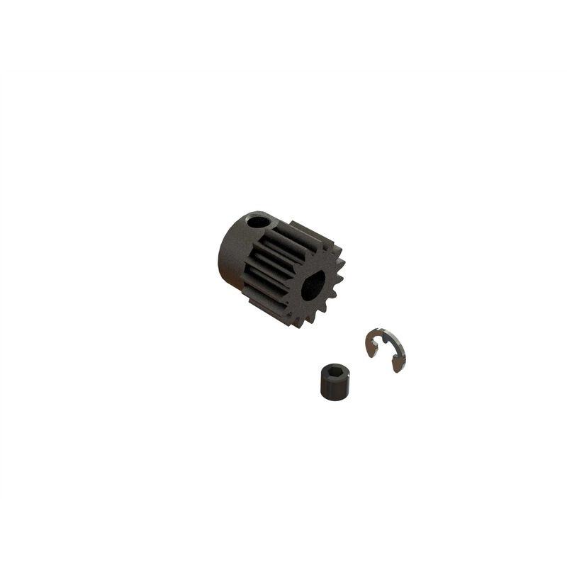 Arrma 15T 0.8Mod Safe-D5 Pinion Gear (ARA310998)