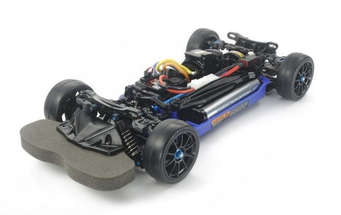 Tamiya RC TT-02RR Chassis Kit Bausatz 1:10